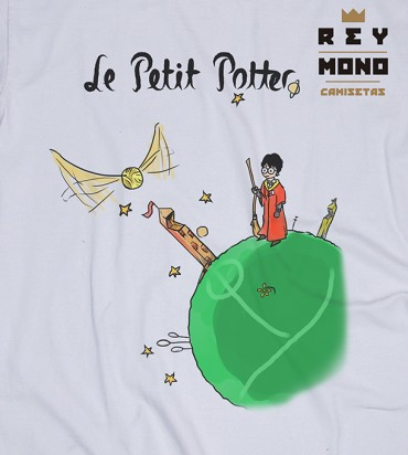 Harry Potter the little prince design