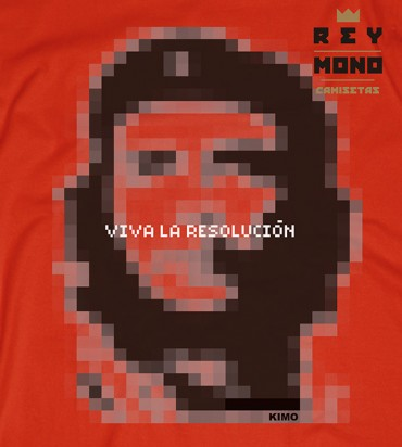 VIVA LA RESOLUCIÓN CAMISETA