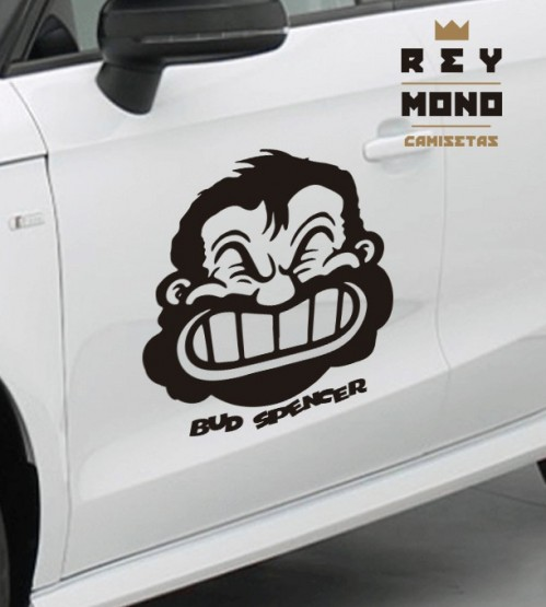 BUD SPENCER STICKER