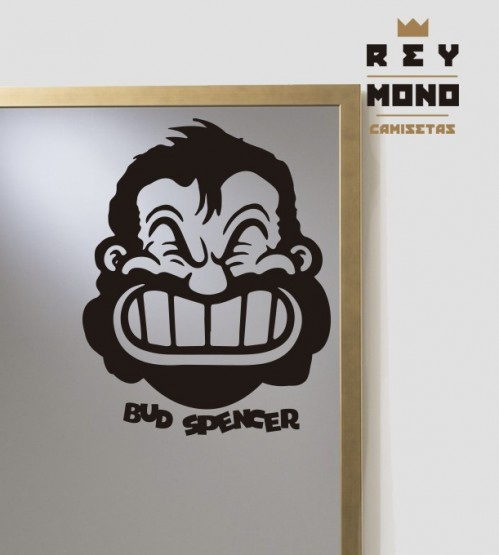 BUD SPENCER STICKER VINYL