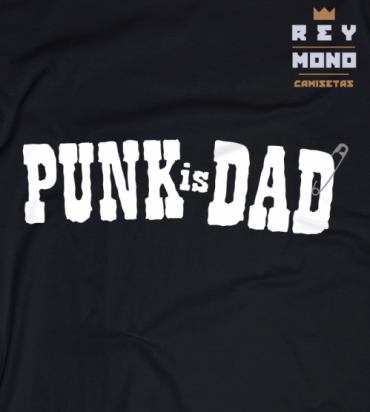 PUNK IS DAD BAMBINI