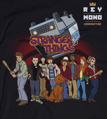 SCOOBY THINGS CAMISA