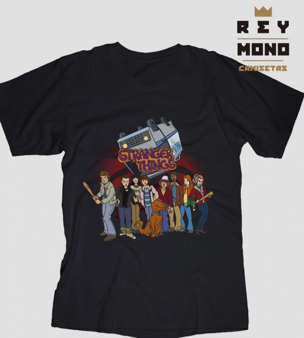 SCOOBY THINGS TEE