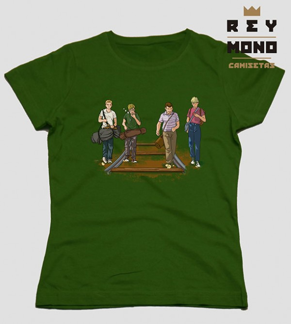 STAND BY ME CAMISA