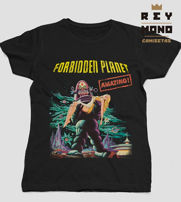FORBIDDEN PLANET TEE