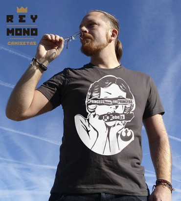 PRINCESS SAVES THE PRINCESS