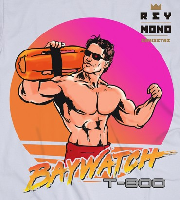 T800 BAYWATCH CHEMISE
