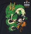 SHENRON AND GOKU TEE