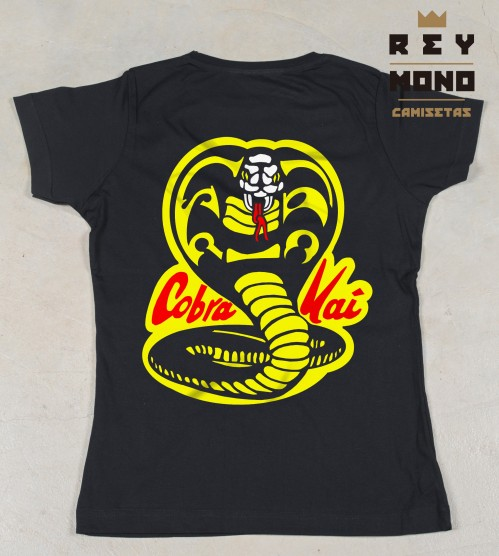 COBRA KAI UNIFORM T-SHIRT