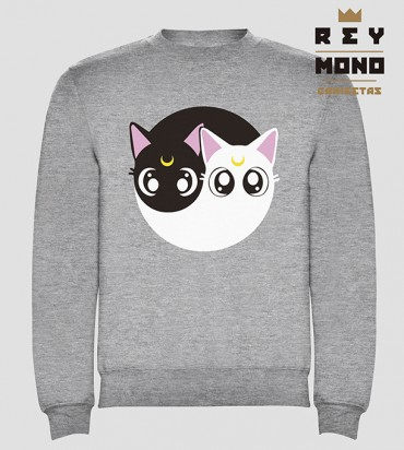 SAILOR CATS SUDADERA