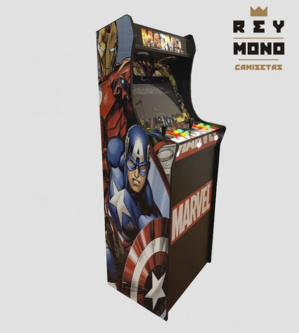 BIG ARCADE MACHINE