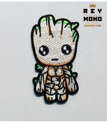 GROOT TERMOADESIVER PATCH