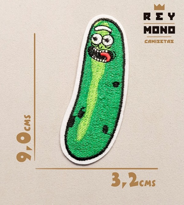 PICKLE RICK PATCH