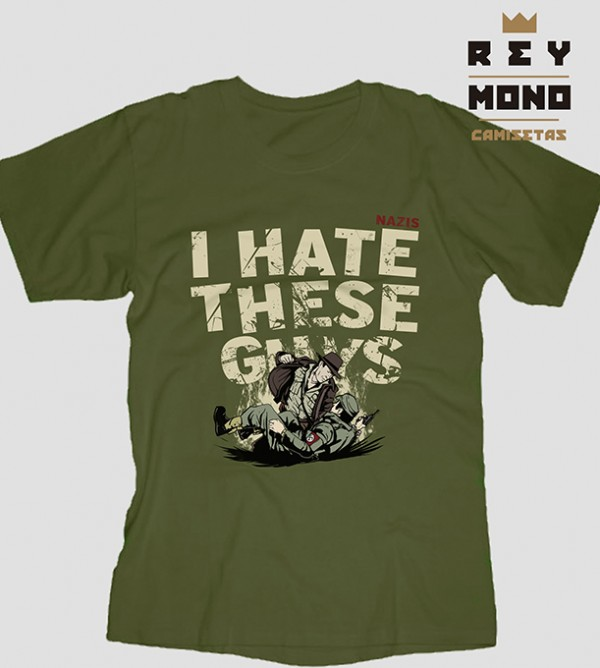INDIANA JONES HATE TEE