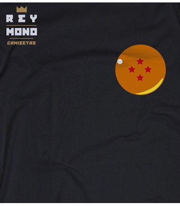 DRAGON BALL CAMISA