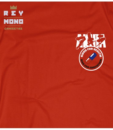 AKIRA BAD EDUCATION TEE