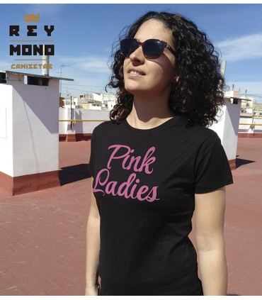 PINK LADIES TSHIRT