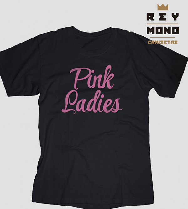 PINK LADIES CAMISETA