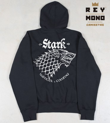STARK ZIPPER MOLETOM