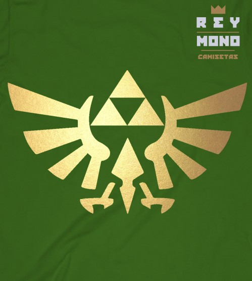Triforce Zelda videogame design
