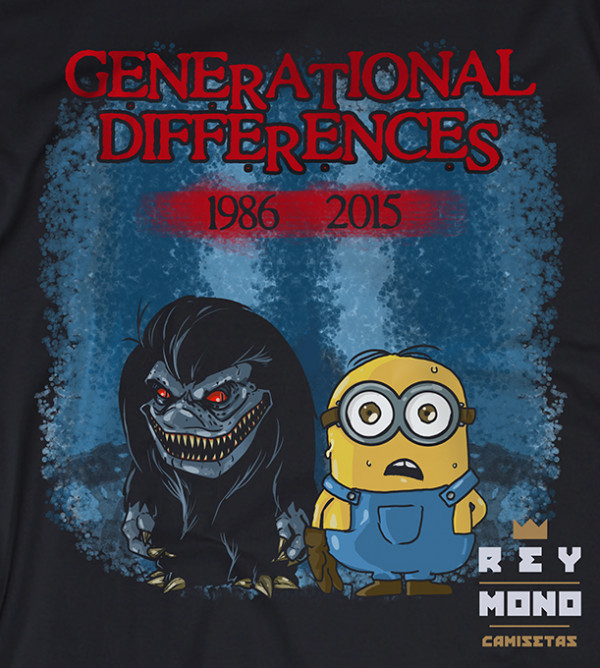GENERATIONAL DIFFERENCES TEE