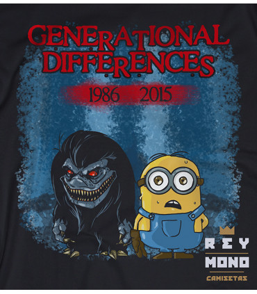GENERATIONAL DIFFERENCES CHEMISE