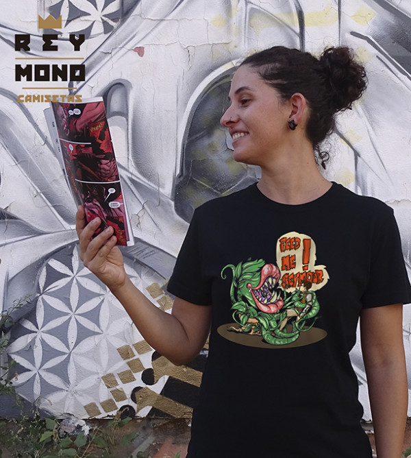 LITTLE SHOP OF HORRORS CAMISA