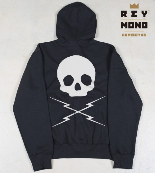 DEATH PROOF HOODIE BACK