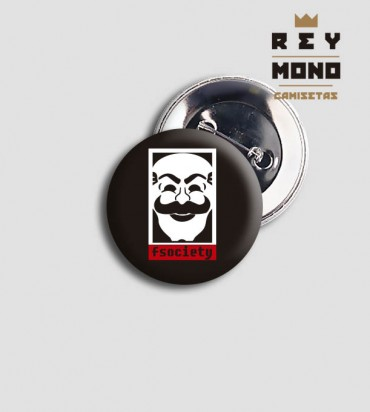 Mr Robot badge