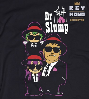 Dr Slump The God father design