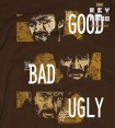 THE GOOD, THE BAD, THE UGLY TEE
