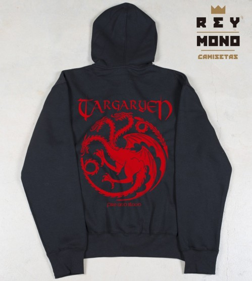 Targaryen design back