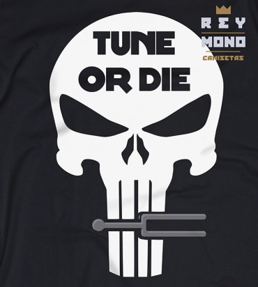 TUNE OR DIE TEE